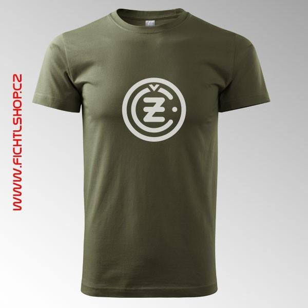 Tričko ČZ čezeta 4T - různé barvy