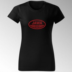 Dámské tričko JAWA 4TD