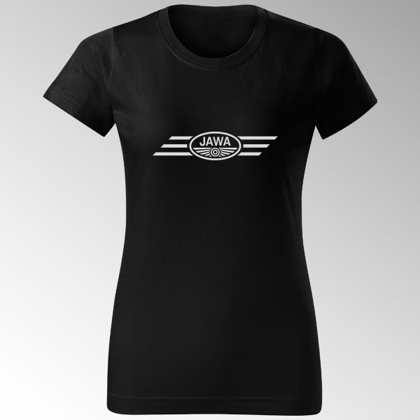 Dámské tričko JAWA 5TD