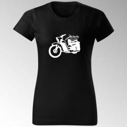 Dámské tričko JAWA pionýr 11TD