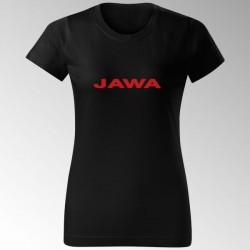 Dámské tričko JAWA 6TD