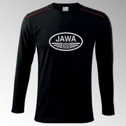 Tričko JAWA s dlouhým rukávem 4DR