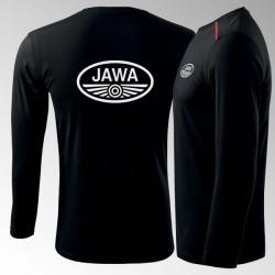 Tričko JAWA s dlouhým rukávem 2DR