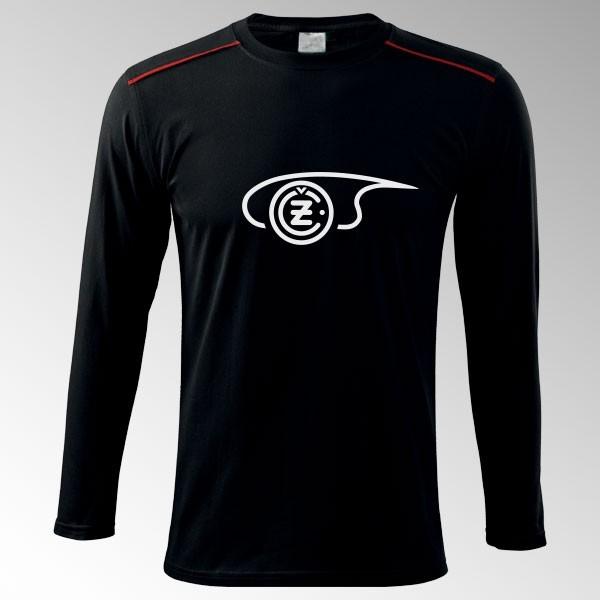 Tričko čezeta s dlouhým rukávem 5DR
