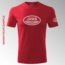 tričko JAWA 4T