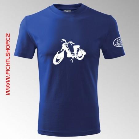 Tričko JAWA pařez 10T - různé barvy