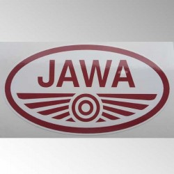 Samolepka JAWA 10